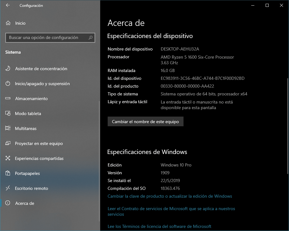 configuracion-windows-10-acerca-de