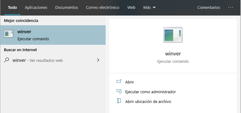 menu-de-inicio-windows-10-lanzar-winver